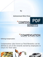 Compensation & Benefits Course
