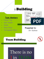 Team Building Presentation