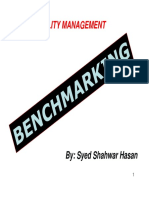 Tqm (Bench Marking)