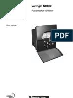 Varlogic Nrc User Manual
