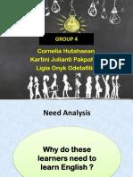 1539150448592_ppt Need Analysis Punya Group 4