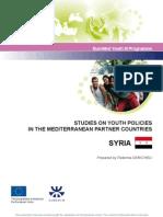 PDF 08 EuroMedJeunesse Etude SYRIA 090325