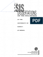 Thesis and Dissertations on the Philippines.pdf