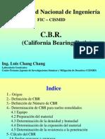 DEFINICION CBR