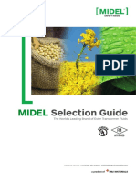 MIDEL Selection Guide UK
