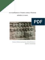 3rd Century Christians & Music.pdf