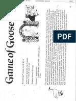 Reguli de Joc.game of Goose GB