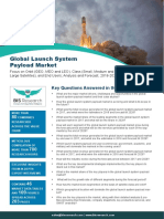 Launch System Payload Market Forecast