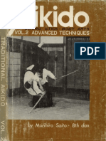 Traditional Aikido Vol. 2 - Advanced Techniques - M, Saito (1973)