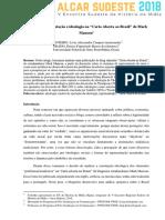 """MONTEIRO, Lívia. PRADO, Denise. Representação e Ideologia Na """"Carta Aberta Ao Brasil"""" de Mark ALCAR 2018"""