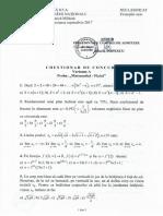 2017 var2 Subiect (Chestionar) si BAREM Matematica Fizică Academia Tehnică Militară 2017.pdf