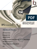 BFG Corporate Overview 2009-10-F