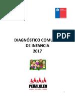 Diagnóstico Comunal de Infancia - Opd Peñalolén 2017