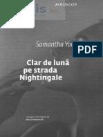 Clar de Luna Pe Strada Nightingale - Samantha Young