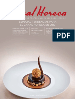 Revista Canal Horeca Edición Diciembre 2018
