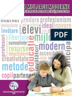 Metode Si Mijloace Moderne Utilizate de Invatatori PDF