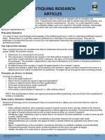 Critiquing Research Articles.pdf