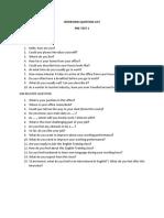 INTERVIEW QUESTION LIST.docx