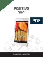 MATRIZ Manualusuario POSITIVO D7803 Mini