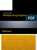 Multiple Drug Hypersensitivity.pptx