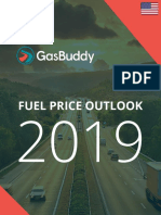GasBuddy 2019 Fuel Price Outlook