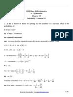 12 Mathematics Ncert Ch13probability 13.5