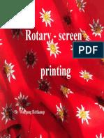 6 Rotary Printing Printing Training 1&2