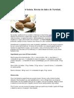 Borrachuelos de Batata