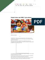 Budak 8 Tahun Raih RM91.7 Juta Setahun - Luar Negara - Utusan Online
