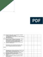 Session Plan- Sociology