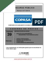 Analista de Saneamento_Engenheiro Telecom