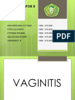 Vaginitis Ppt