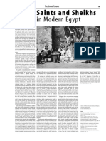 ISIM_Saints and Cheikhs in Modern Egypt