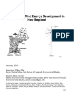 Wind Energy Development Barriers in New England_Adrian Horotan