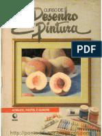 Curso de Desenho e Pintura Globo - Acrílico, Pastel e Guache.pdf