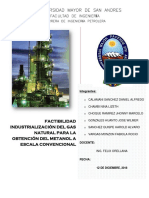 Proyecto de Metanol