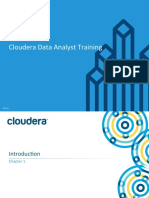Cloudera Data Analyst Training Slides