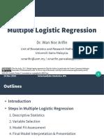 Multiple Logistic Regression - IPS(2)