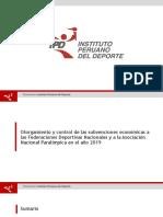Presentación para el otorgamiento_IPD
