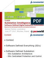 Software Defined Substation Automation