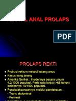 Rectal Anal Prolaps