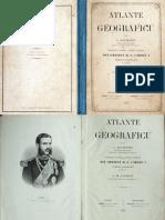 Atlante Geograficu -1868