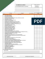 OPE-F-009 Inspeccion de Herramienta Manuales y Eléctricas