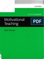 Motivational Teaching Part 2
