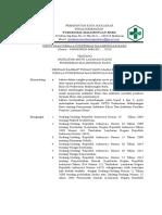 Sk 111 -Indikator Mutu Layanan Klinis