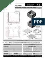 FTP Caixa de Derivação 600X600