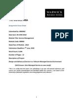 Service Management 0860962