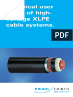 Brugg - Technical User Guide HV XLPE Cable Systems-En