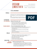 Engineer Resume 2