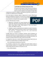 ADMINISTRACION MODULOS DE ESTRUCTURA CATIA